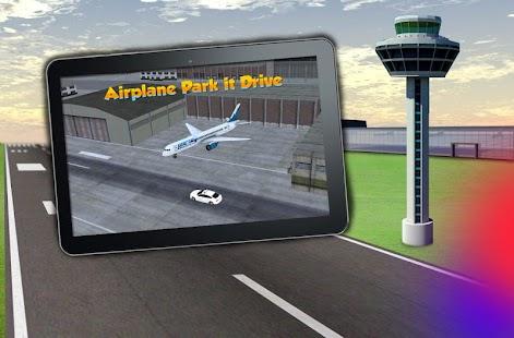 玩賽車遊戲App|飛機停放它驅動免費|APP試玩