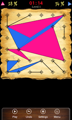 Dots Triangles - Online