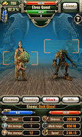 Screenshot of Elves Quest