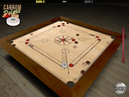 Screenshot of Carrom Deluxe Free