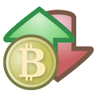 Bitcoin Ticker Widget icon