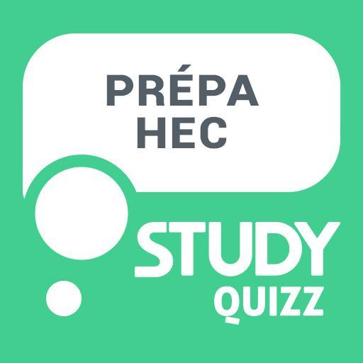 Prépa HEC Study Quizz LOGO-APP點子