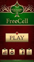 Screenshot of FreeCell Champion HD