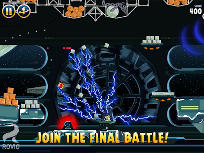 Angry Birds Star Wars - screenshot thumbnail