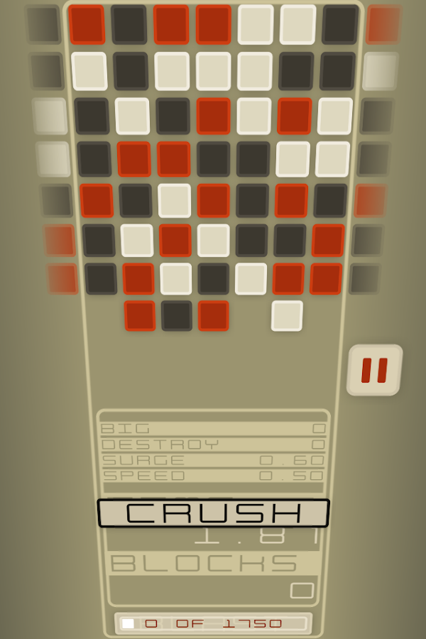 CRUSH - screenshot