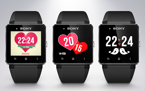 PS Heart Watches- Smartwatch 2