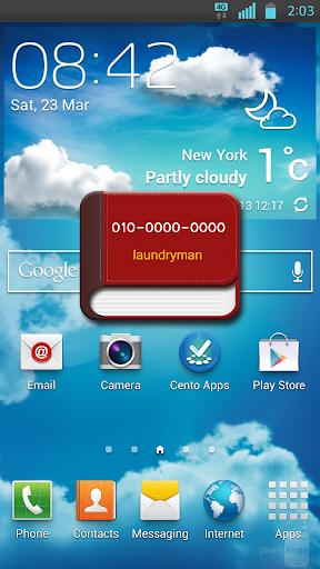 SUB PHONEBOOK - extra number