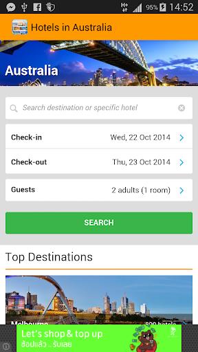 Australia Travel Guide Hotel