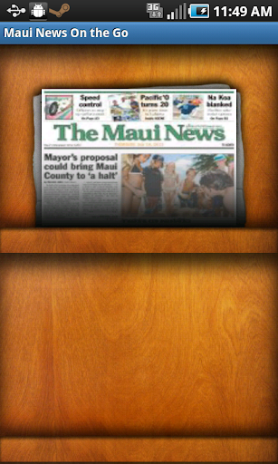 Maui News On The Go