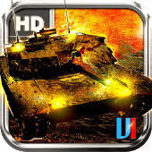 TANK DESERT BATTLE Modern War