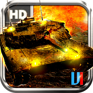 TANK DESERT BATTLE Modern War 街機 App LOGO-硬是要APP
