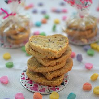 Zesty Lemon Cran Cookies - Vegan, GF, Paleo
