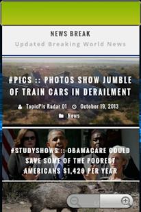 TopicPls - screenshot thumbnail