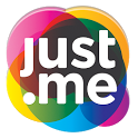 just.me: chat, make friends icon