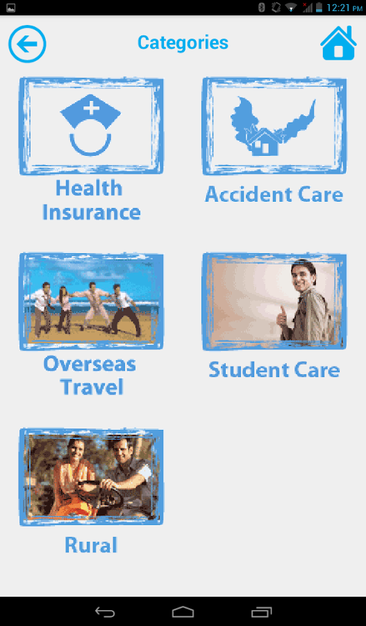 Star Health Agent App- screenshot
