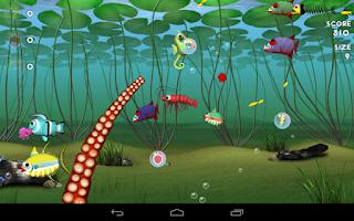 Screenshot of Hungry Sea Lite