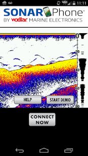 SonarPhone by Vexilar - screenshot thumbnail