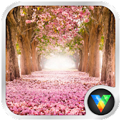 Flower Tree Live Wallpaper