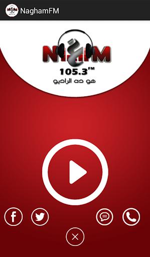 NaghamFM 105.3