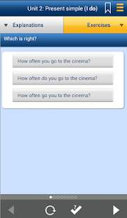 English Grammar in Use- screenshot thumbnail