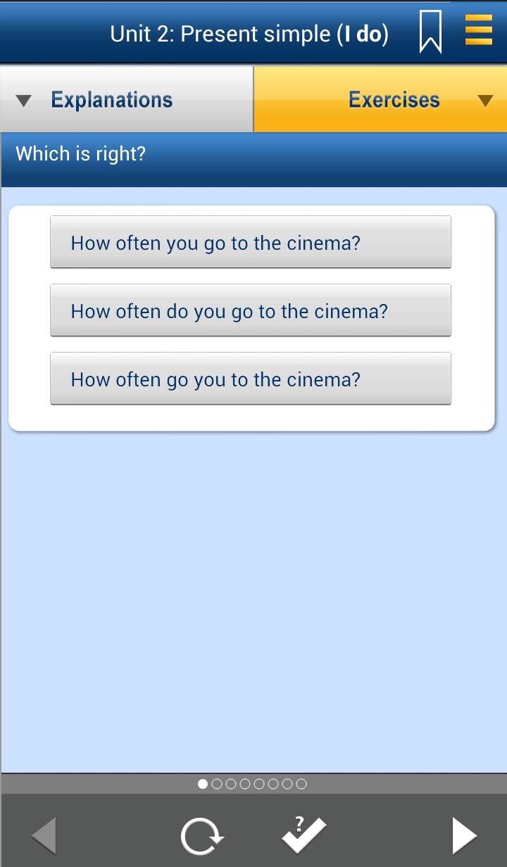 English Grammar in Use Screenshot 2