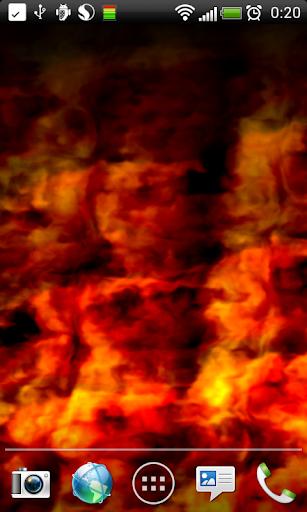 Firewall Live Wallpaper