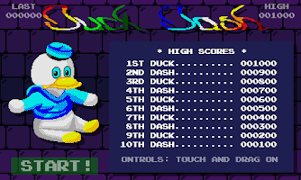 Screenshot of Duck Dash
