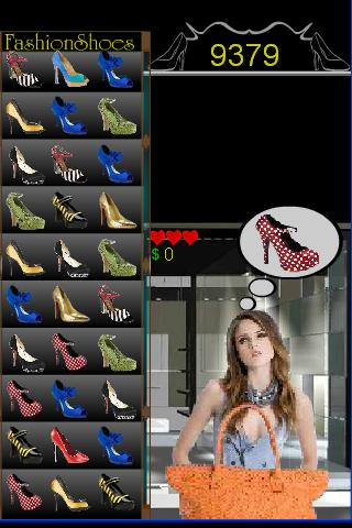 ファッション靴