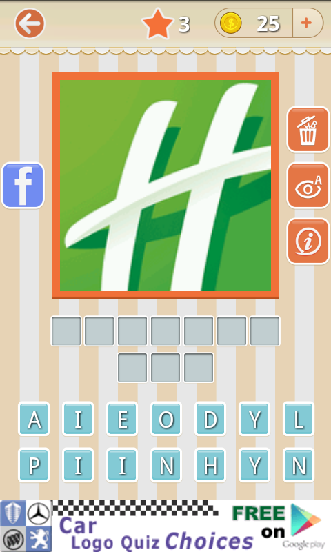 Logo Quiz - Logo Game- screenshot