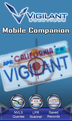 NVLS Mobile Companion