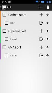無料生产应用AppのFast Shopping List(買い物チェックリスト)|記事Game