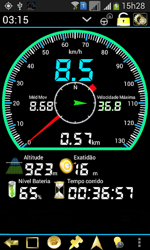 GPS Velocímetro Navegador PRO
