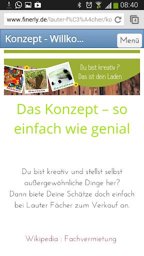 玩通訊App|Lauter Fächer  Fachvermietung免費|APP試玩