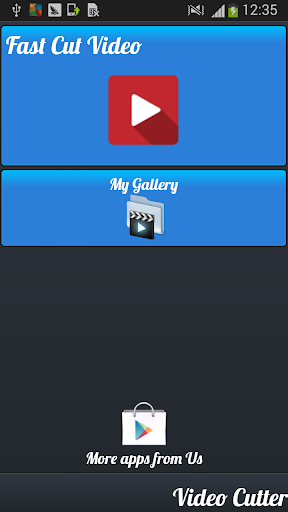 Video Cutter : Video Trimmer