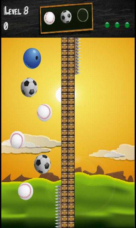 Balls Smasher - screenshot