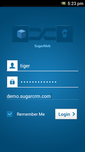 SugarMob: SugarCRM for Mobile