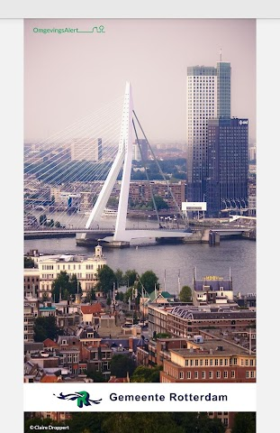 Screenshot 2 Rotterdam - OmgevingsAlert
