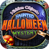 Hidden Object Halloween Haunted Mystery Objects