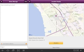 Screenshot of Yahoo Messenger