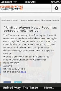 United Wayne- screenshot thumbnail