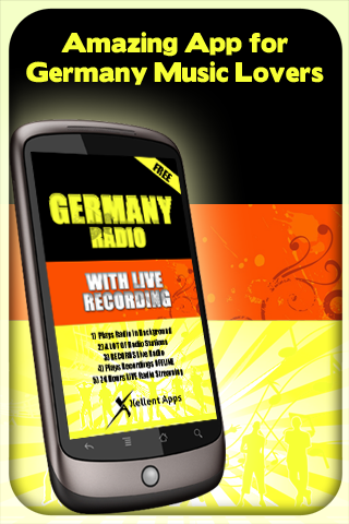 Germany Radio - With Recording