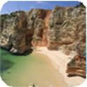 Playas Algarve Portugal icon