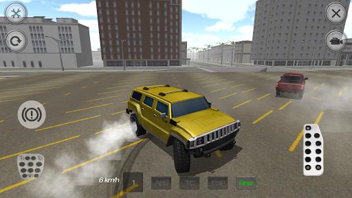 City Racer 4x4