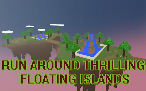 12 Skyblock Island Survival Games App screenshot