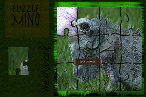 PuzzleMind Iguana HD - screenshot thumbnail
