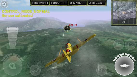 FighterWing 2 Flight Simulator v2.57
