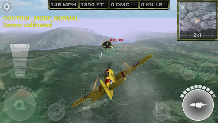 FighterWing 2 Flight Simulator v2.58 [Mod Money]