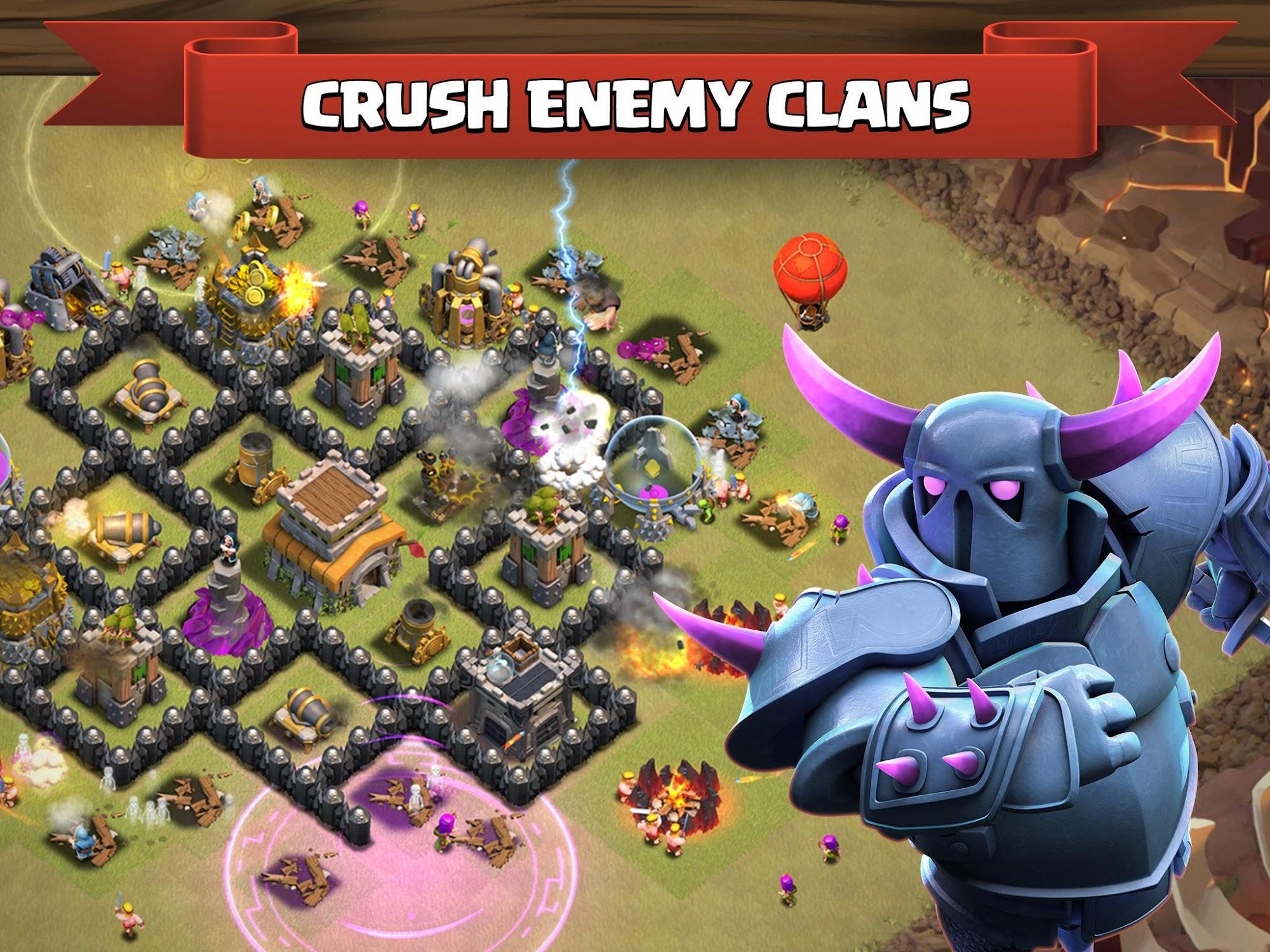 Clash of Clans screenshot #20