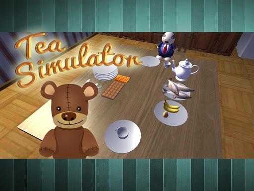 茶藝模擬戲