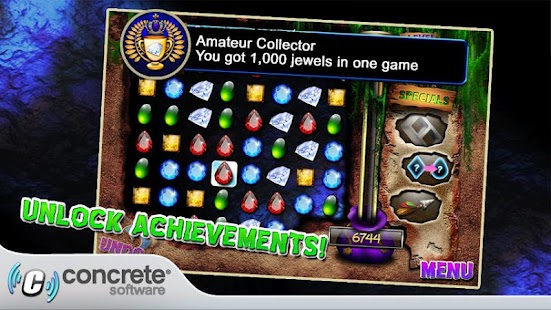 Aces Jewel Hunt - screenshot thumbnail
